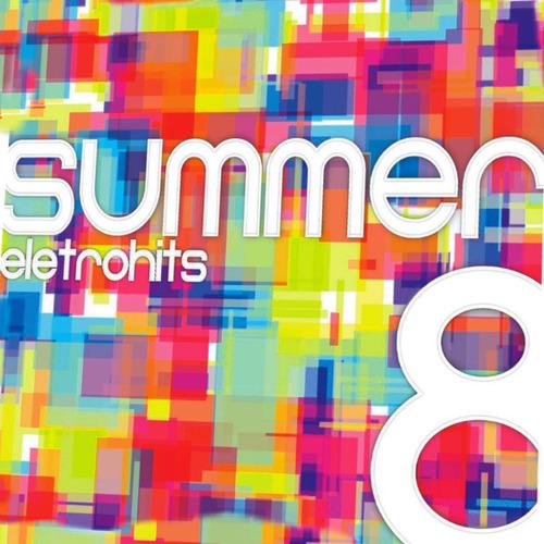 cd summer eletrohits 8 (2011) * lacrado original em estoque