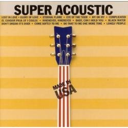cd - super acoustic