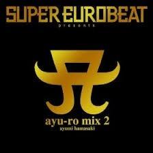 cd super eurobeat presents - ayu-ro mix 2 - importado