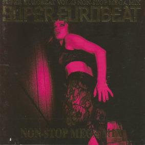 Cd - Super Eurobeat- Vol  63 - Non Stop Mega Mix- Imp  Japão