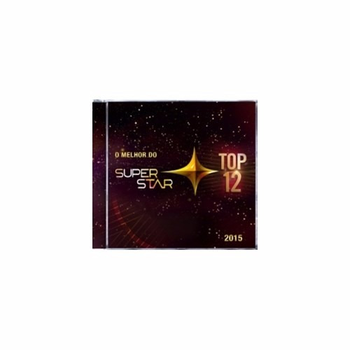 cd super star top 12 o melhor do top 12