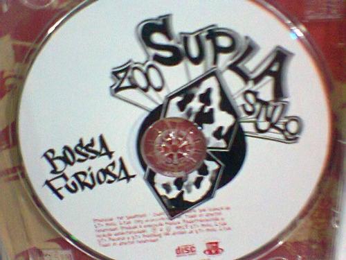 cd supla  /  bossa furiosa     (frete grátis)