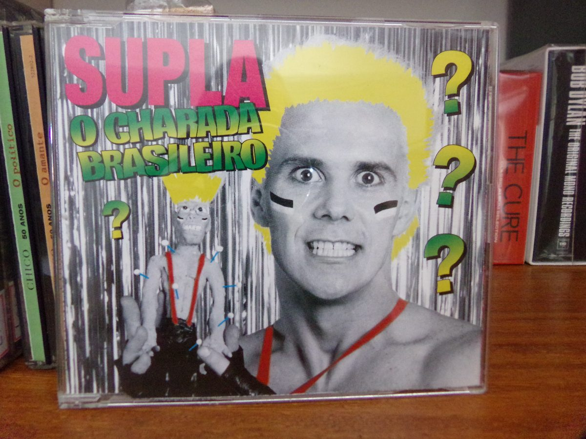 cd supla o charada brasileiro