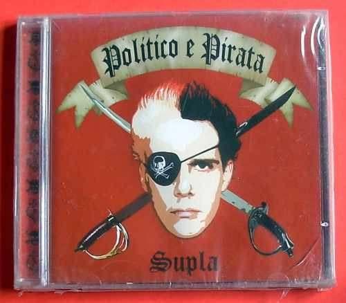 cd supla-politico e pirata