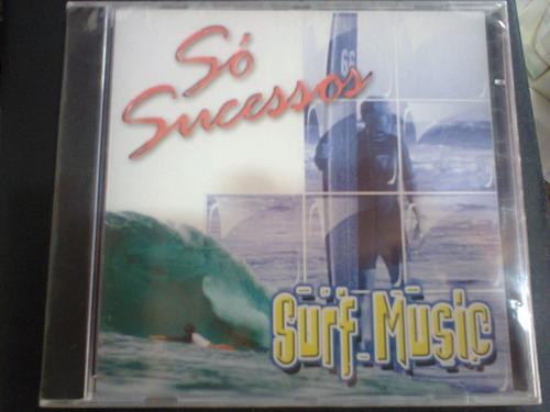 cd surf music só sucessos lacrado de fábrica