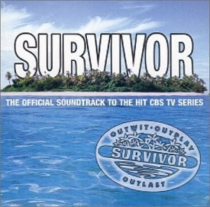 cd survivor: the official soundtrack to the hit cbs tv serie