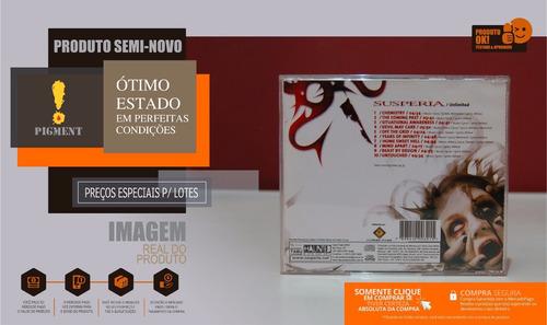 cd susperia - unlimited
