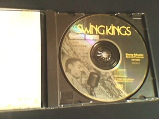 cd swing kings  (fora de catálogo)  importado