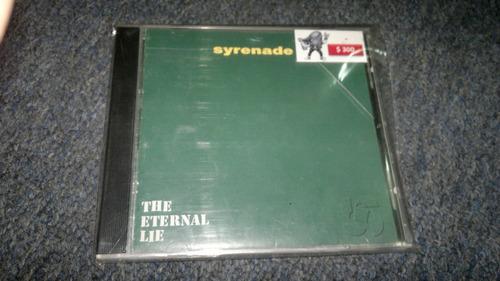 cd syrenade the eternal lie imp en formato cd