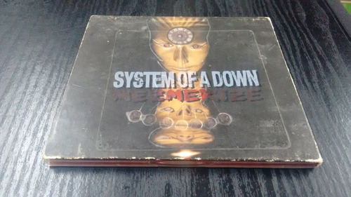 cd system of down mezmerize en formato cd