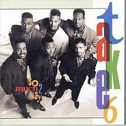 cd take 6 - so much 2 say (usado/otimo)