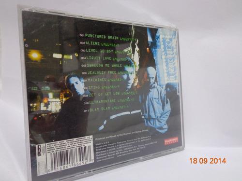 cd - tam! - hello my friends do you read me? usado