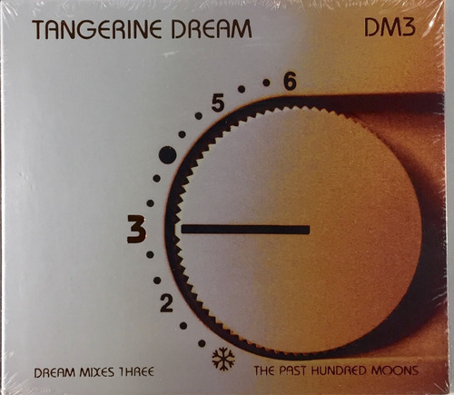 cd tangerine dream - dream mixes 3 - imp lacrado digipack