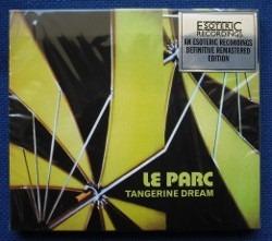 cd - tangerine dream - le parc - bonus - 1985 - esoteric