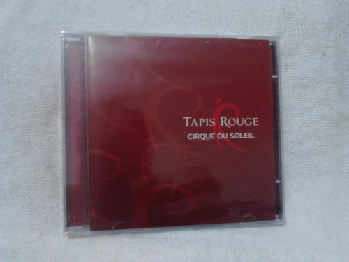cd tapis rougue - cirque du soliel