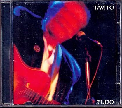cd tavito - tudo - 2009