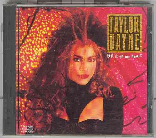 cd taylor dayne/