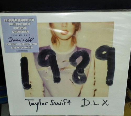 cd - taylor swift - 1989 - com 13 polaroides - lacrado