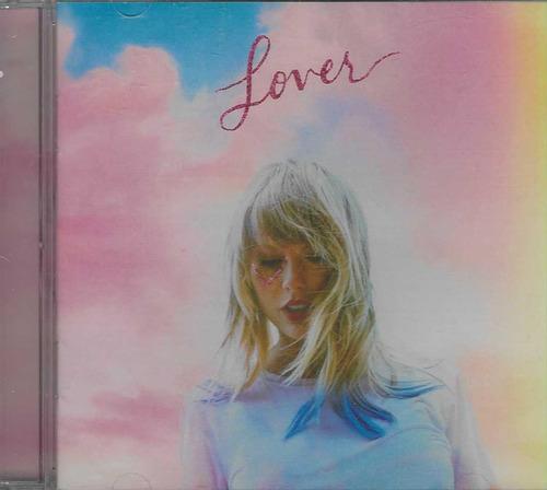 cd - taylor swift - lover - lacrado