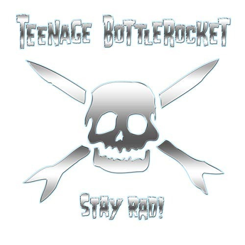 cd : teenage bottlerocket - stay rad (cd)