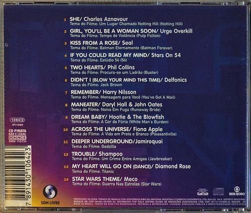 cd tela quente trilha sonora dos filmes 1999 'original'