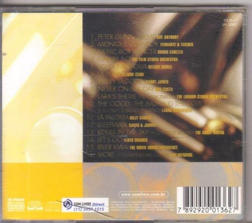 cd temas inesquecíveis volume 3, original