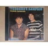 cd - teodoro e sampaio: amando escondido 1995
