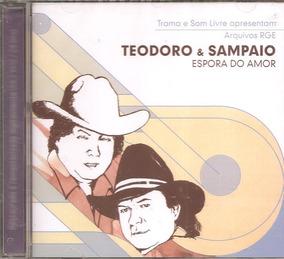 30 CD VIVO BAIXAR SAMPAIO TEODORO E ANOS AO