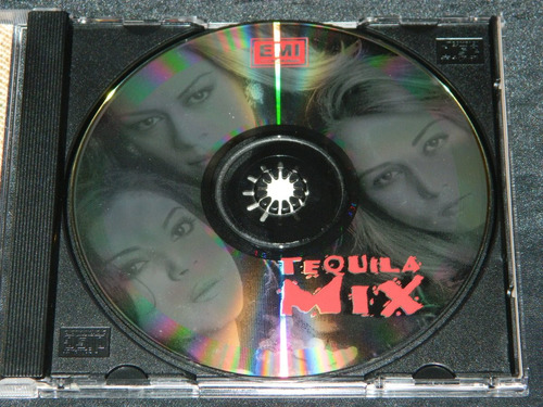 cd tequila mix