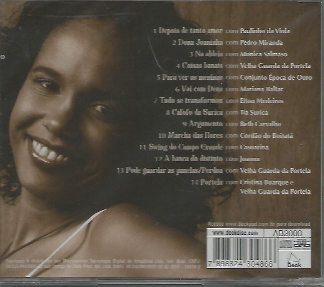 cd teresa cristina duetos