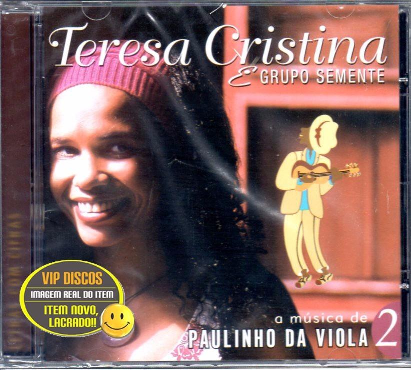cd teresa cristina a msica de paulinho da viola