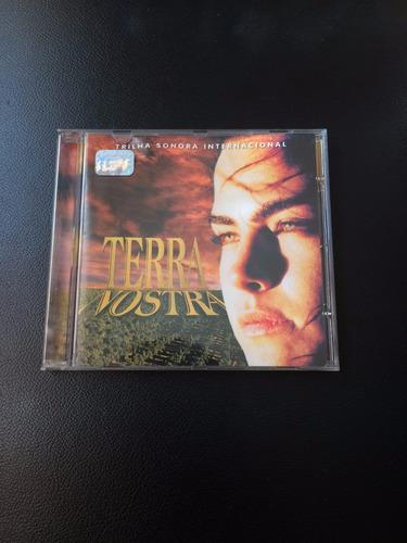 cd terra nostra 1999 trilha sonora internacional da novela