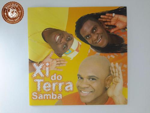 cd terra samba xi - ganha capa nova de brinde a9