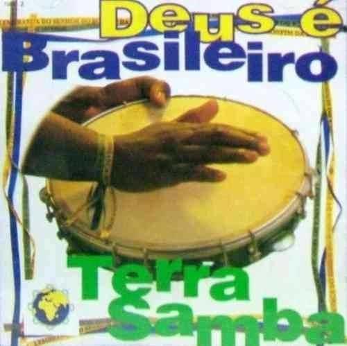 cd terrasamba - deus é brasileiro
