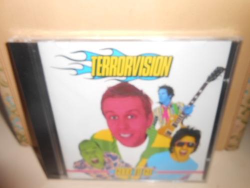 cd terrorvision / good to go    -lacrado-