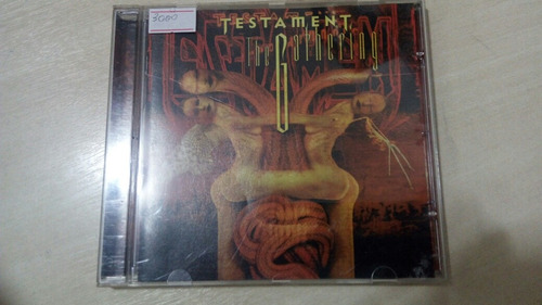 cd testament the gathering