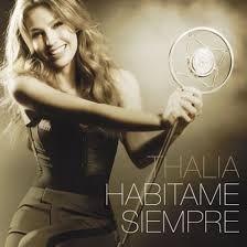 cd - thalia - habitame siempre