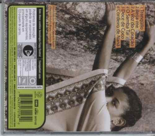 cd thalma de freitas - 2004 - lacrado