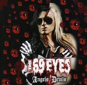 cd the 69 eyes angels /  devils imp