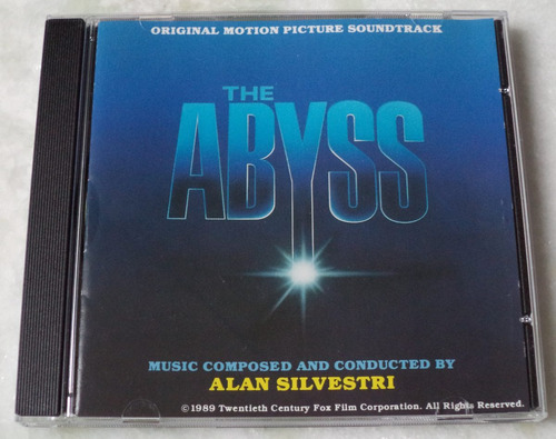 cd the abyss trilha sonora importada