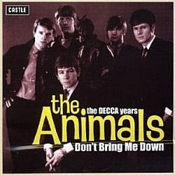 cd the animals - don't bring me down (novo/lacrado)