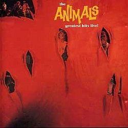 cd the animals - greatest hits live (usado/otimo)
