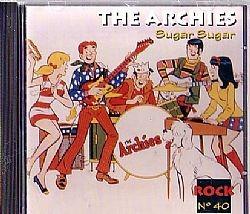 cd the archies - sugar sugar (usado/otimo)