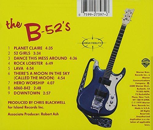 cd : the b-52's - b-52's (cd)