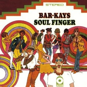 cd the bar-kays soul finger