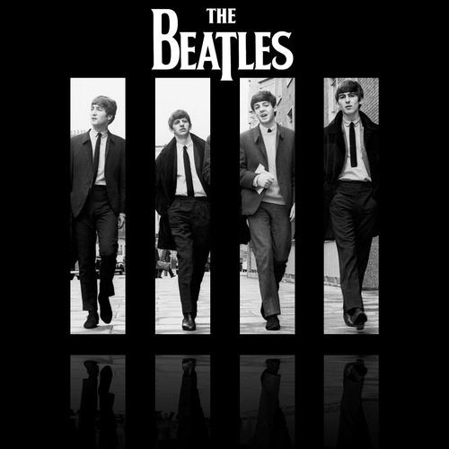 cd - the beatles