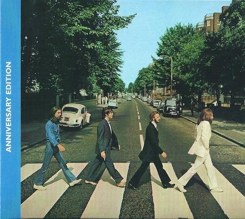 cd the beatles - abbey road nuevo y sellado obivinilos