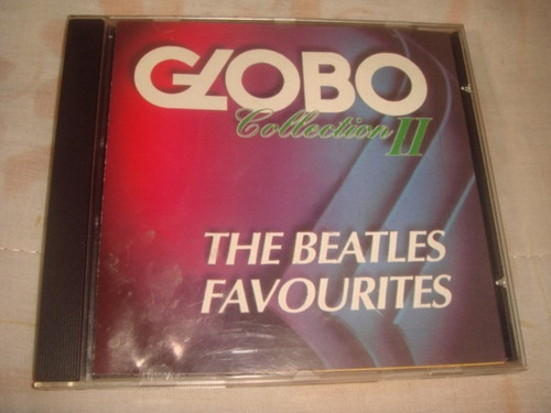cd the beatles favourites /collection 2