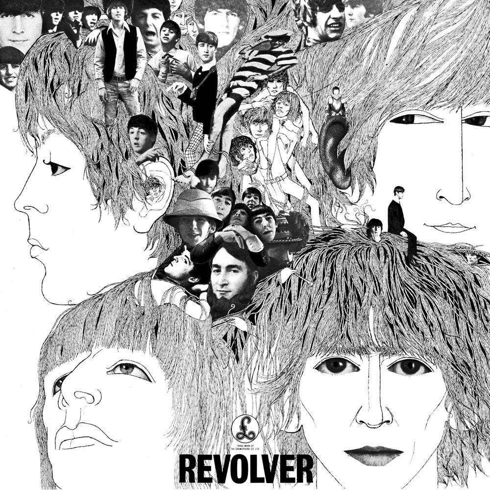 cd beatles revolver
