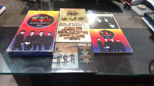 cd the beatles the capitol album vol 1 en formato cd